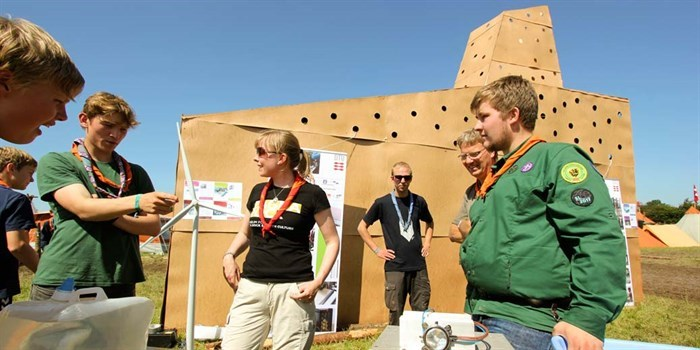 DTU Energy took part in the International Jamboree 2017