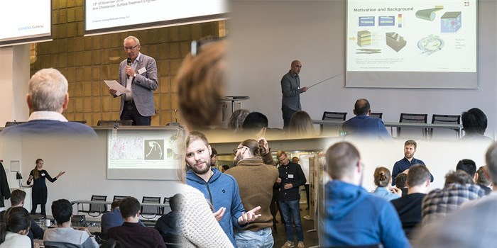 The 2018 DTU Energy PhD symposium
